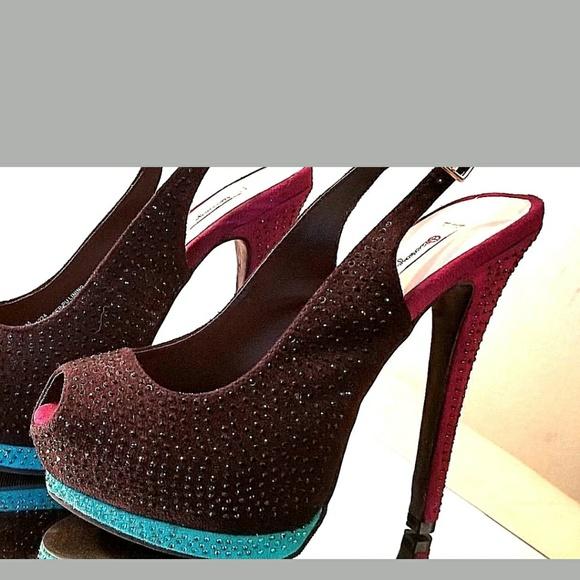 dc952fe083901 Heels Platform Cute sexy Platform